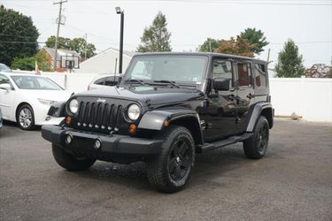 2008 Jeep Wrangler Unlimited for Sale in Reading,  PA