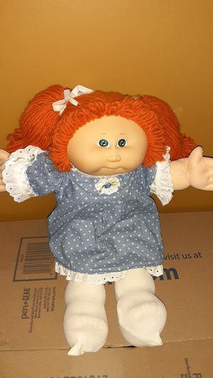 Cabbage patch kids #1 doll for Sale in Everett, WA