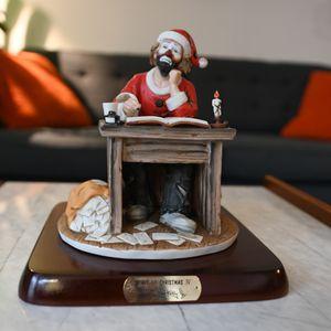 Emmett Kelly Jr Figurine Original Box Hand Signed - New in box for Sale in Arlington, VA