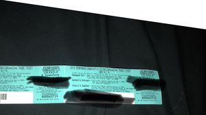 2 Ticke2 Kennywood ,IdleWild/SoakZone , Sandcastle Tickets Expire Sunday September 16th for Sale in Pittsburgh, PA