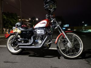 Harley Davidson Sportster 1200 Motorcycle clean for Sale in New York, NY