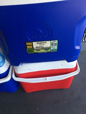 Medium coolers for Sale in NV, US