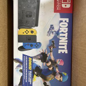 Nintendo Special Edition Fortnite Bundle for Sale in Hollywood, FL