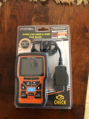 Foxwell Code reader for Sale in Rancho Cucamonga, CA