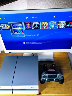 FULLY STOCKED 1TB PS4 5.05 MODDED HAS PS1 AND PS2 GAMES for Sale in Chula Vista, CA
