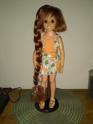 Crissy Doll hair to floor Excellent Condition for Sale in Peoria, IL