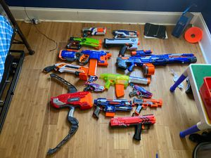 Nerf guns for Sale in Fuquay-Varina, NC