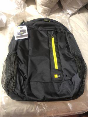 """Case Logic Grey 15.6"""" laptop+tablet backpack for Sale in Elgin, IL"""