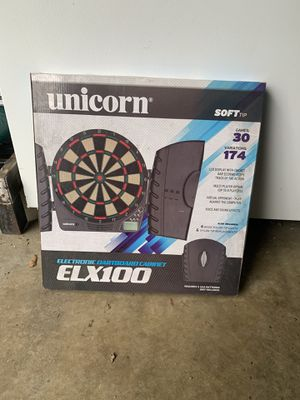 Unicorn dart board for Sale in Lake Stevens, WA