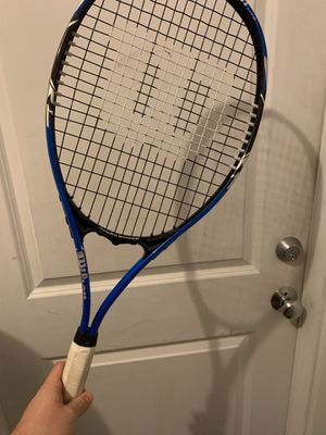Tennis Racket Used once for Sale in Seattle, WA