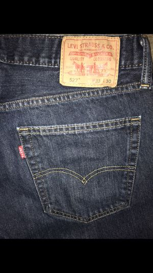 MENS LEVIS JEANS SIZES 32x30 33x30 527s for Sale in Huntington Beach, CA