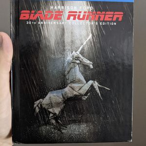 Blade Runner 30th Anniversary Collectors Edition Blu Ray for Sale in New Port Richey, FL