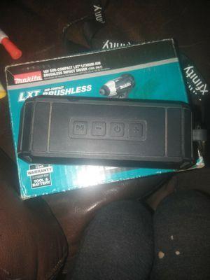 Tzumi water proof Bluetooth speaker for Sale in Rio Linda, CA