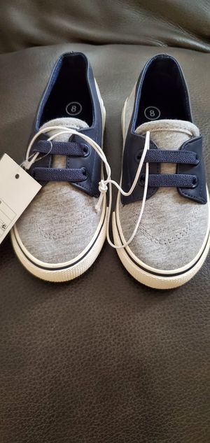 Cat and Jack shoes size 8 toddler for Sale in Bell Gardens, CA