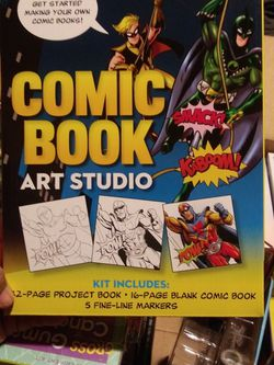 Comic Book Art Studio for Sale in Fresno,  CA