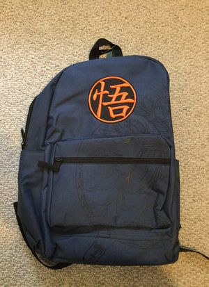 Dragon Ball Z Regular Size Backpack. Brand new. for Sale in Parma, OH