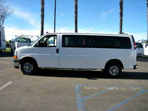 2017 Chevrolet Express LT 15 Passenger Van , Low Miles. for Sale in San Diego, CA
