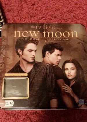Twilight board game never used for Sale in Monroe, MI