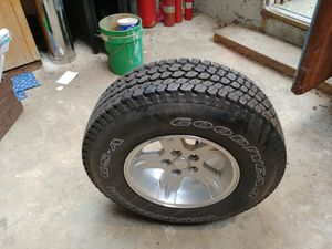 Jeep Wheel for Sale in Snoqualmie, WA