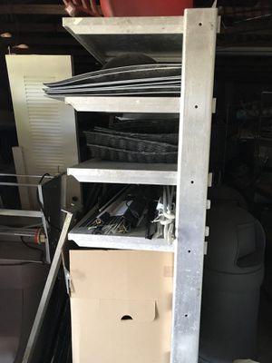 Freezer , refrigerator metal shelves for Sale in Altamonte Springs, FL