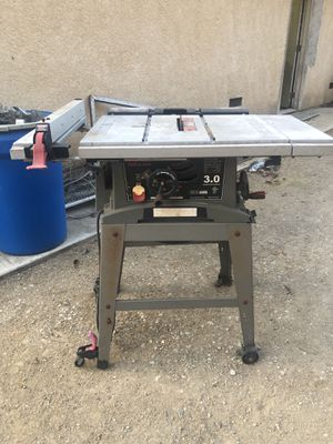 Craftsman Table Saw for Sale in Whittier, CA