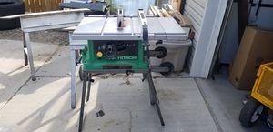 Portable table saw for Sale in Cheyenne, WY