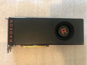 Asrock Radeon AMD RX Vega 64 8GB Video Graphic Card GPU for Sale in Everett, WA