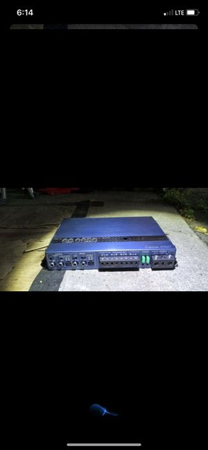 Car Amp 4ch for Sale in Hartford, CT