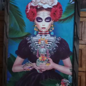 Day Of The Dead Picture Frame for Sale in Artesia, CA
