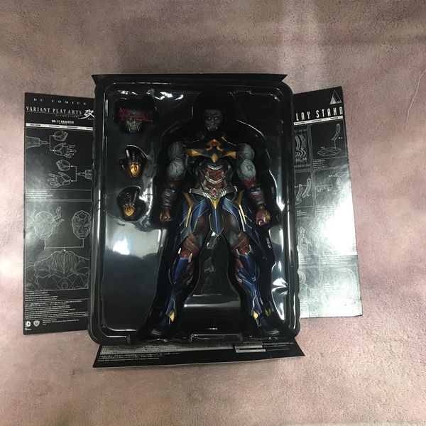 DARKSEID Play arts action figure Collectible