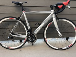 RALEIGH MILITIS 2, 54cm, ROAD BIKE, FULL CARBON, SRAM RED for Sale in Glendale, CA