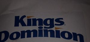 Kings dominion tickets for Sale in Germantown, MD