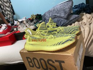 Adidas Yeezys boost semi frozen v2 for Sale in Fresno, CA
