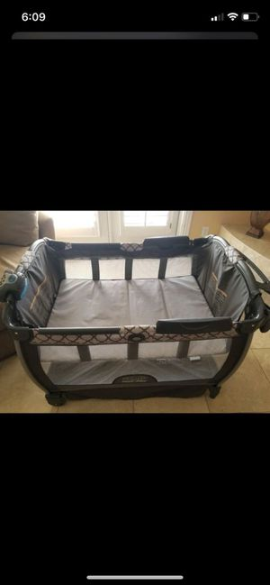 Play pin with changing table for Sale in Phoenix, AZ