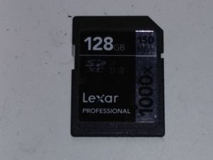 Lexar 128gb sdxc professional 150mb/s for Sale in US