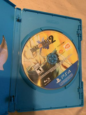 Dragon Ball Xenoverse 2 PS4 for Sale in Alexandria, VA