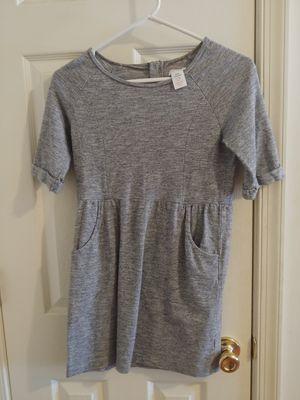 Girls Grey Dress w/ pockets for Sale in Washington, DC