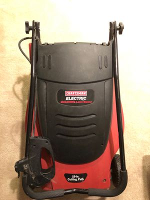 Electric corded lawn mower for Sale in Springfield, VA