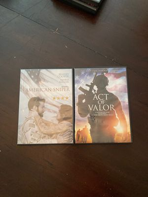 American Sniper & Act of Valor for Sale in New Fairfield, CT