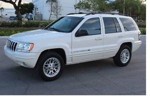 Runs Good 2004 Jeep Grand Cherokee AWDWheels for Sale in Baltimore, MD