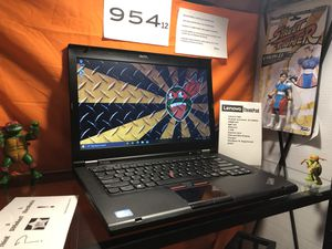 "Lenovo ThinKpad 14"" 240ssd 8gb ram Windows 10 Laptop for Sale in Oakland Park, FL"