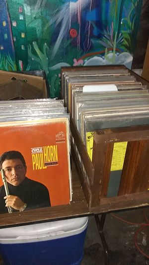 Records for Sale in Pomona, CA