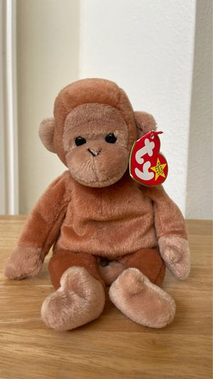Bongo 🐒 beanie baby for Sale in Houston, TX