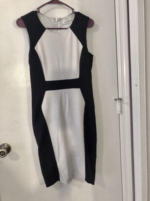 Calvin Klein - Navy Blue and White Dress for Sale in Orlando, FL