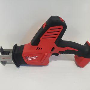 90) Milwaukee M18 Hackzall (Tool Only Sólo Herramienta) for Sale in Riverside, CA