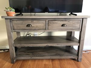 Ashley Furniture TV stand for Sale in Los Angeles, CA