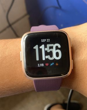 Fitbit Versa for Sale in Fort Worth, TX