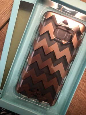 Kate Spade galaxy s7 phone case for Sale in New Cumberland, PA