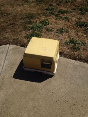 Camping porta potty for Sale in Milwaukie, OR