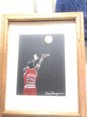Micheal Jordan drawing for Sale in Antioch, CA